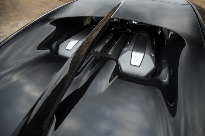 Bugatti Chiron phien ban Nguoi doi co gia 4 trieu USD hinh anh 10