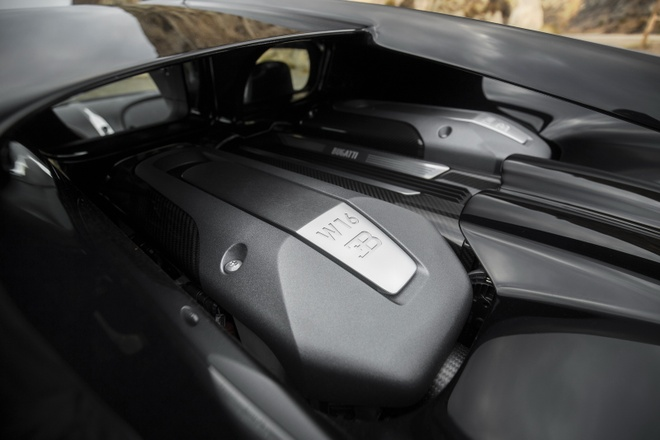 Bugatti Chiron phien ban Nguoi doi co gia 4 trieu USD hinh anh 8