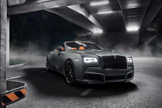 Rolls-Royce Dawn khac la voi goi do co bap hinh anh
