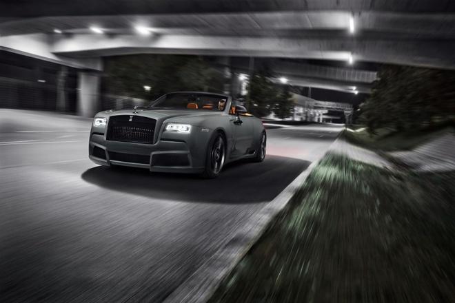 Rolls-Royce Dawn khac la voi goi do co bap hinh anh 5