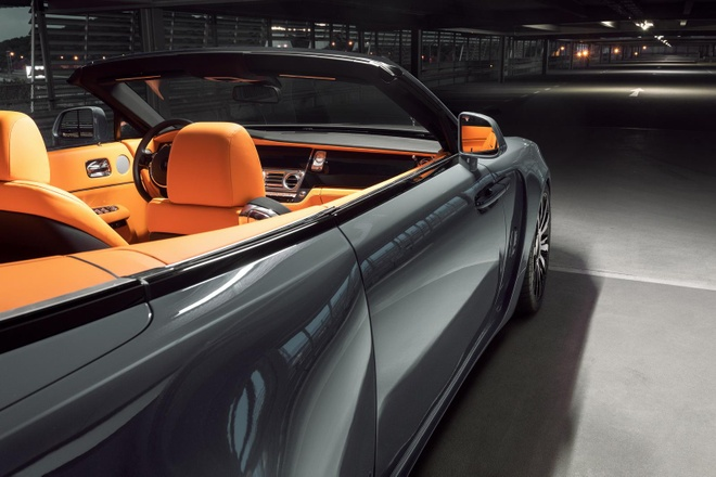 Rolls-Royce Dawn khac la voi goi do co bap hinh anh 6
