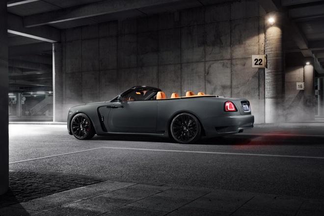 Rolls-Royce Dawn khac la voi goi do co bap hinh anh 4