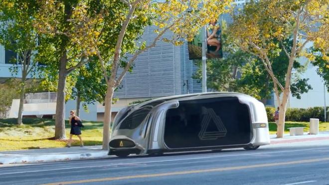 Hyperloop cua Elon Musk sap co doi thu hinh anh 1