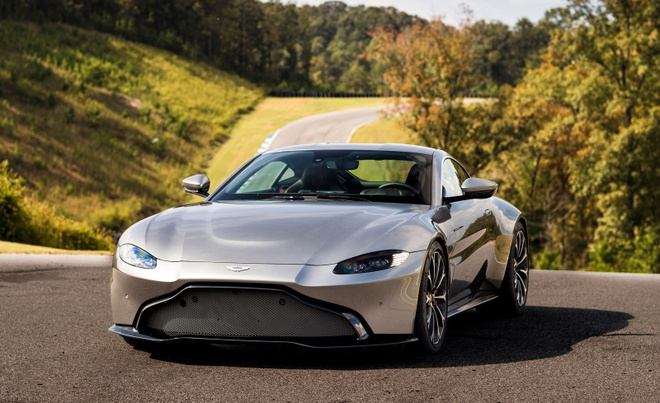 Aston Martin pha vo moi chuan muc voi Vantage 2018 hinh anh 2