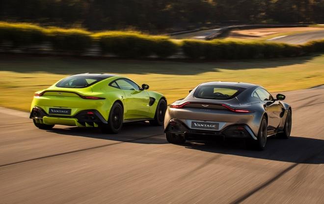 Aston Martin pha vo moi chuan muc voi Vantage 2018 hinh anh 7