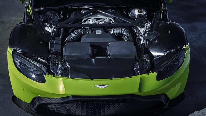 Aston Martin pha vo moi chuan muc voi Vantage 2018 hinh anh 6