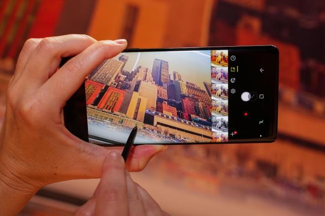 Trai nghiem Galaxy Note 8 anh 3