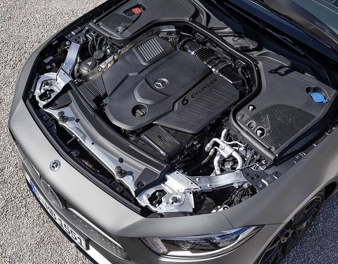 Mercedes CLS 2018 chinh thuc ra mat anh 8