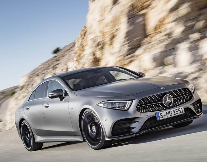 Mercedes CLS 2018 chinh thuc ra mat anh 3