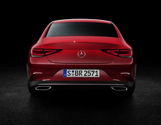 Mercedes CLS 2018 chinh thuc ra mat anh 6