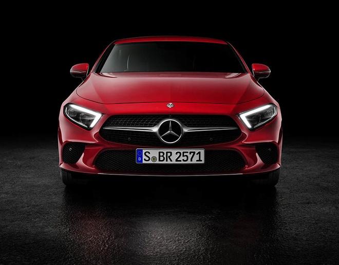 Mercedes CLS 2018 chinh thuc ra mat anh 4