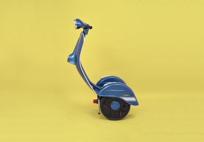 Bel&Bel Z-Scooter - xe tu can bang nhai Vespa hinh anh 3