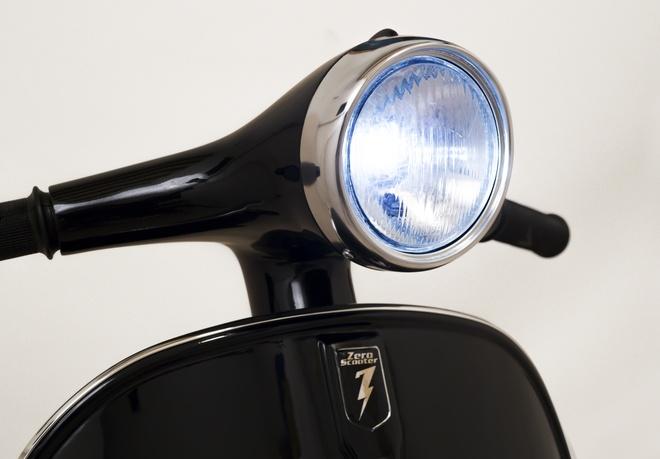 Bel&Bel Z-Scooter - xe tu can bang nhai Vespa hinh anh 2