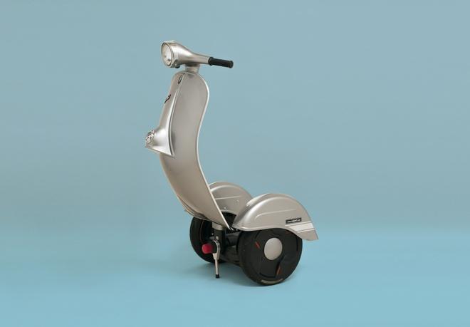 Bel&Bel Z-Scooter - xe tu can bang nhai Vespa hinh anh 6
