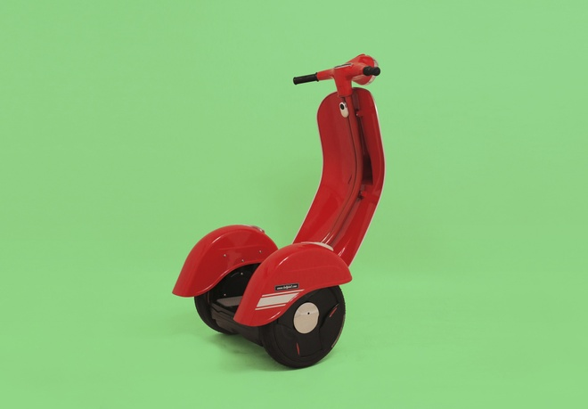 Bel&Bel Z-Scooter - xe tu can bang nhai Vespa hinh anh 4