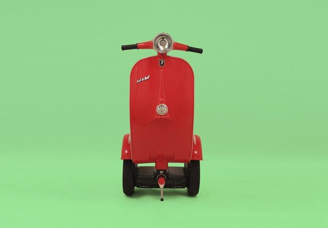 Bel&Bel Z-Scooter - xe tu can bang nhai Vespa hinh anh 5