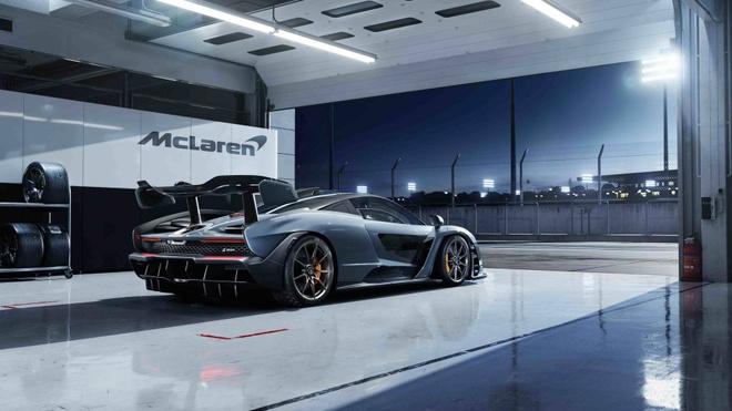10 dieu thu vi ve sieu xe moi nhat cua McLaren hinh anh 10