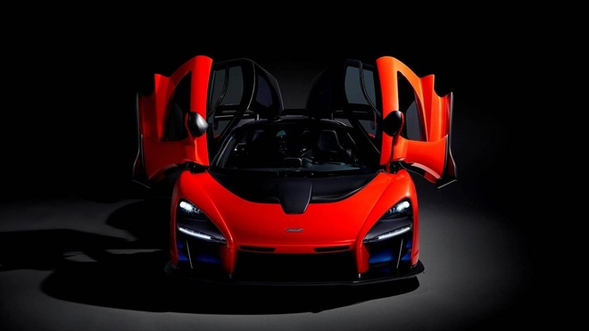 10 dieu thu vi ve sieu xe moi nhat cua McLaren hinh anh 8