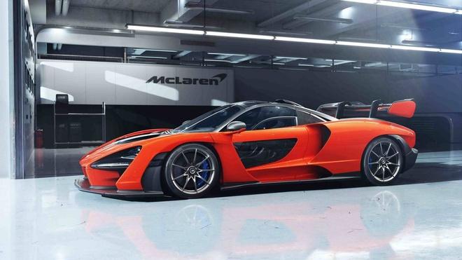 10 dieu thu vi ve sieu xe moi nhat cua McLaren hinh anh