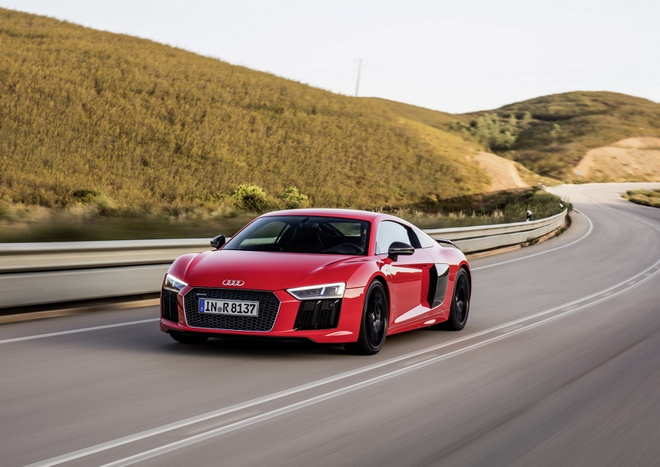 Audi R8 V10 Plus Neuberg Edition - ban dac biet cho Australia hinh anh 1