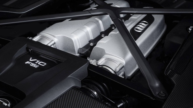 Audi R8 V10 Plus Neuberg Edition - ban dac biet cho Australia hinh anh 7