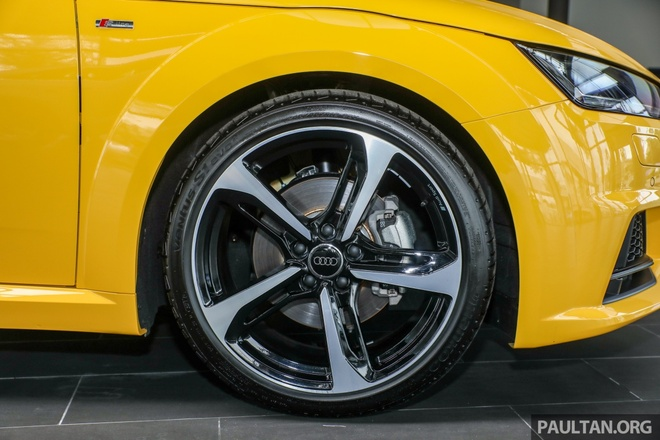 Audi TT phien ban gioi han ra mat tai Malaysia hinh anh 6