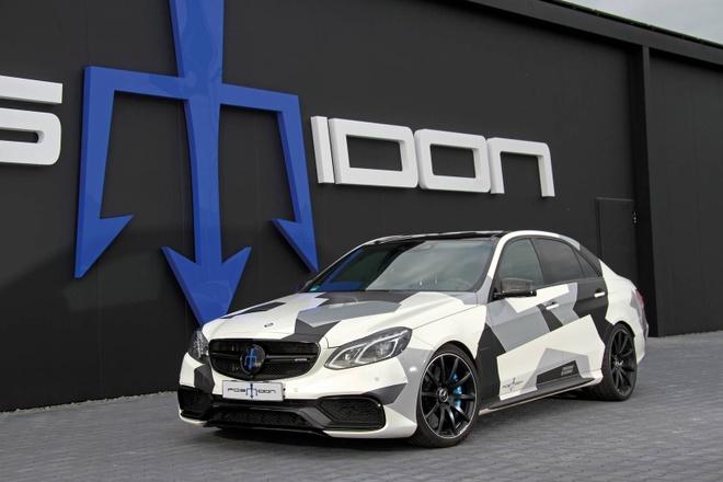 Mercedes-Benz E63 S AMG do hon 1.000 ma luc hinh anh