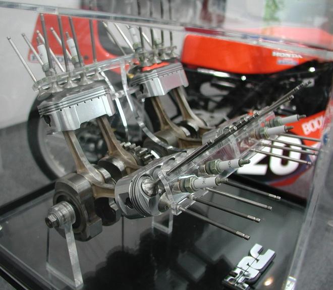 10 dieu dac biet ve Honda NR750 anh 9