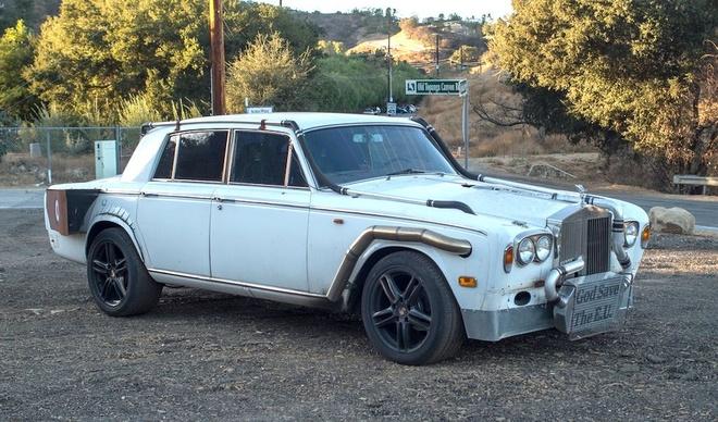 Rolls-Royce do kieu 'chap va' doc nhat the gioi hinh anh