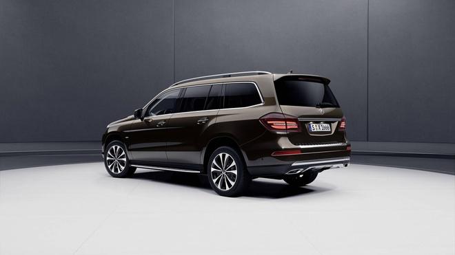 Mercedes-Benz GLS sang trong hon voi phien ban Grand Edition hinh anh 1