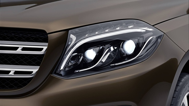 Mercedes-Benz GLS sang trong hon voi phien ban Grand Edition hinh anh 6