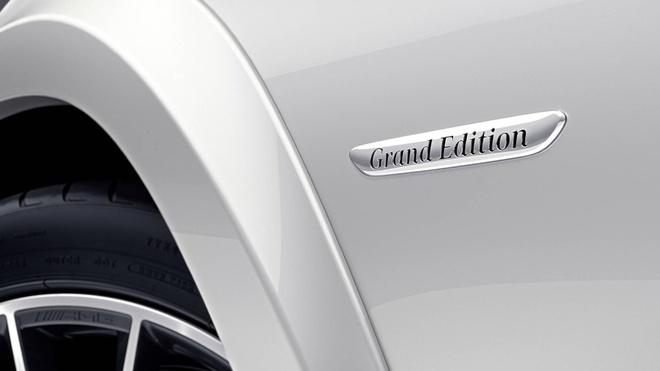 Mercedes-Benz GLS sang trong hon voi phien ban Grand Edition hinh anh 7
