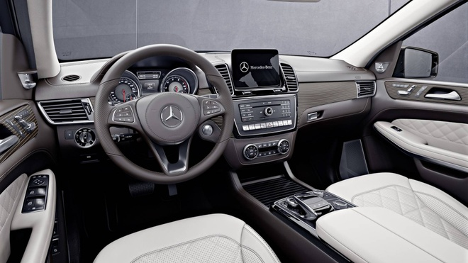 Mercedes-Benz GLS sang trong hon voi phien ban Grand Edition hinh anh 4
