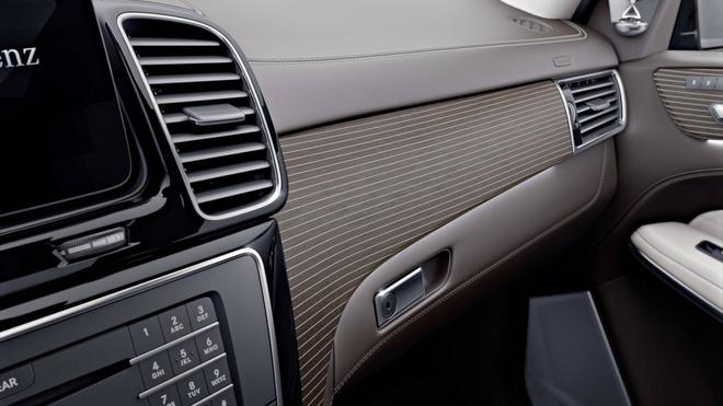 Mercedes-Benz GLS sang trong hon voi phien ban Grand Edition hinh anh 5