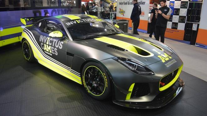 F-Type GT4 - chiec xe dua GT dau tien cua Jaguar sau 50 nam hinh anh 1