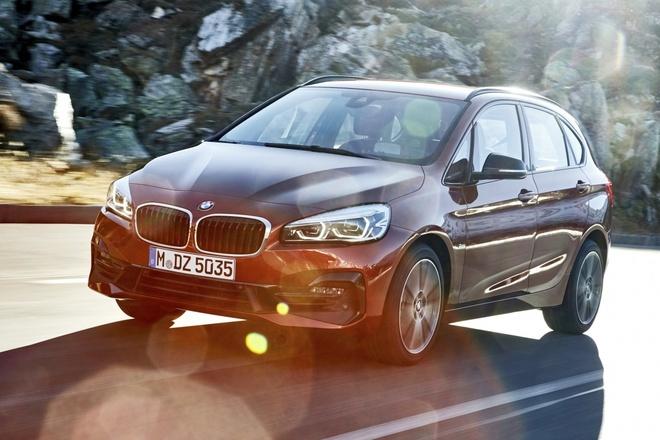 BMW ra mat ban nang cap cho Series 2 2018 hinh anh 9