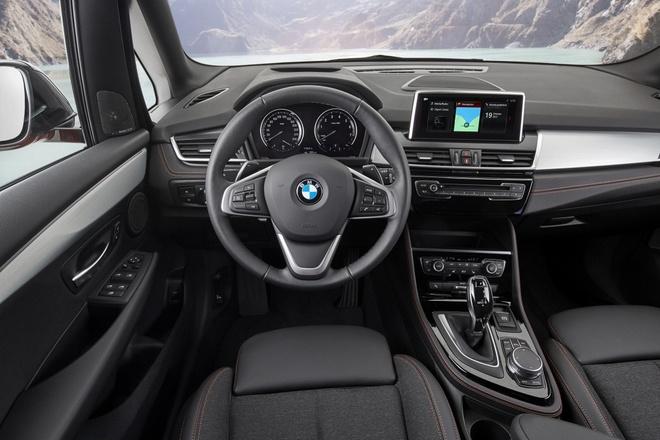BMW ra mat ban nang cap cho Series 2 2018 hinh anh 4