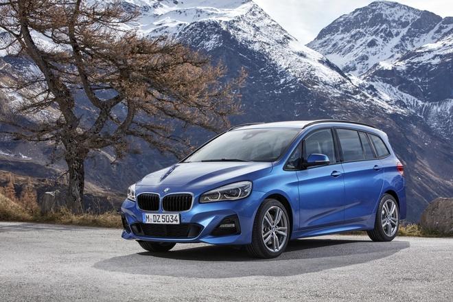 BMW ra mat ban nang cap cho Series 2 2018 hinh anh 1
