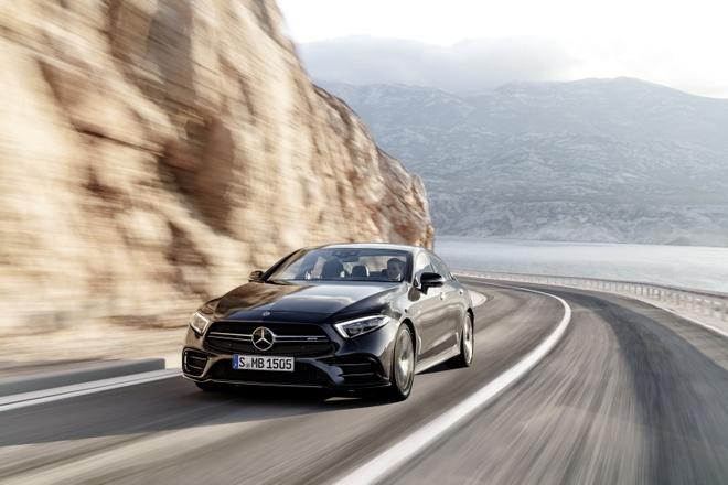 Mercedes-Benz trinh lang loat xe hybrid do AMG phat trien hinh anh