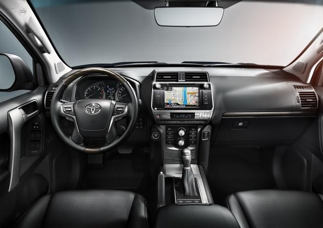 Toyota Land Cruiser 2018 gia tu 45.000 USD tai Anh hinh anh 5