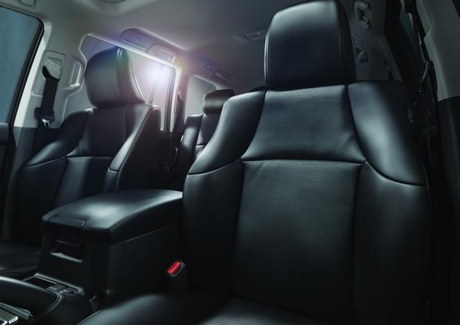 Toyota Land Cruiser 2018 gia tu 45.000 USD tai Anh hinh anh 6