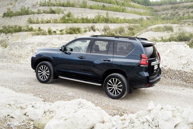 Toyota Land Cruiser 2018 gia tu 45.000 USD tai Anh hinh anh 4
