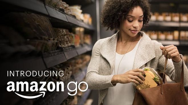 Amazon Go - Mo hinh cua hang tien loi cua tuong lai hinh anh