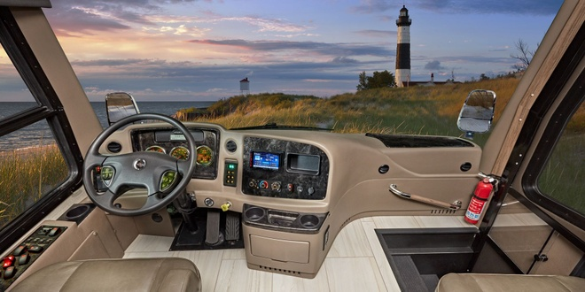 'Biet thu di dong' Jayco Embark Luxury gia ngang ngua Rolls-Royce hinh anh 8