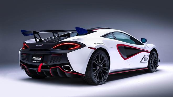 McLaren 570S MSO X - xe dua phien ban gioi han hinh anh 3