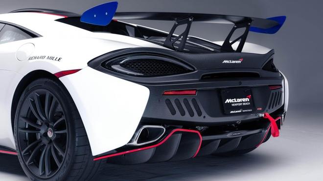 McLaren 570S MSO X - xe dua phien ban gioi han hinh anh 5