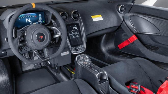 McLaren 570S MSO X - xe dua phien ban gioi han hinh anh 7