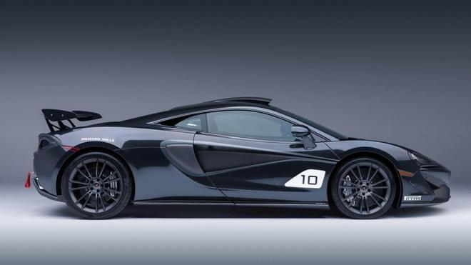 McLaren 570S MSO X - xe dua phien ban gioi han hinh anh 9