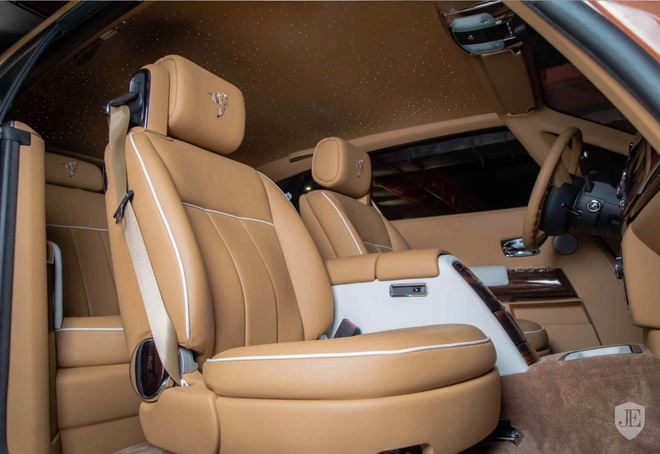 Rolls-Royce Phantom Coupe ban dac biet gia 550.000 USD hinh anh 4