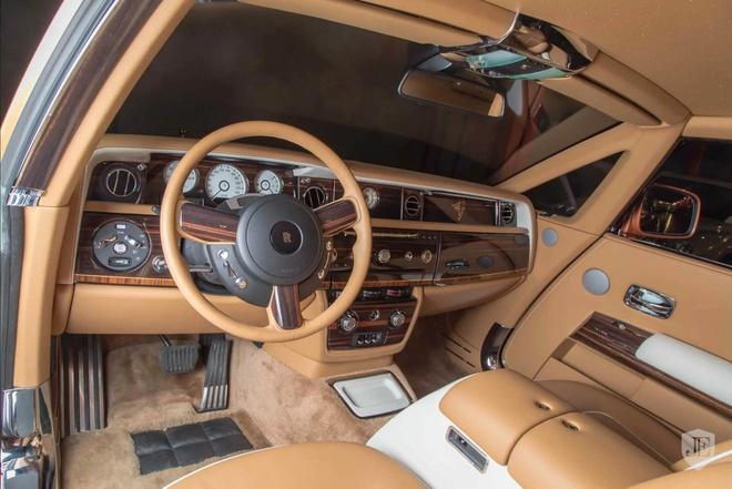 Rolls-Royce Phantom Coupe ban dac biet gia 550.000 USD hinh anh 5